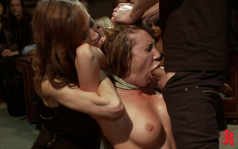bondage store sex on webcam